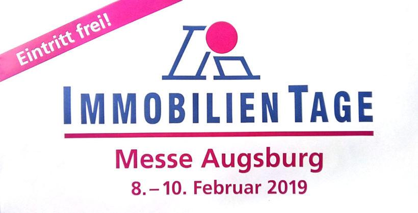 "Immobilien Messe 2019 |  ""Natur im Garten"""