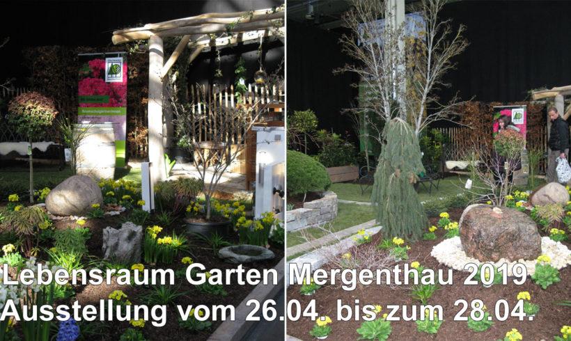 Lebensraum Garten – Gut Mergenthau 2019